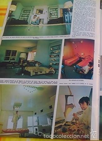 Coleccionismo de Revistas y Periódicos: RECORTE palomo linares - Foto 2 - 44770268
