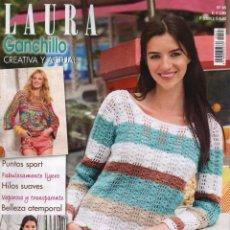 Coleccionismo de Revistas y Periódicos: LAURA GANCHILLO N. 45 - CREATIVA Y ACTUAL (NUEVA). Lote 173663823