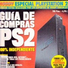 Coleccionismo de Revistas y Periódicos: HOBBY CONSOLAS, EXTRA ESPECIAL PLAYSTATION 2. Lote 56187923