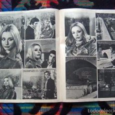Coleccionismo de Revistas y Periódicos: CHISS / RAFFAELLA CARRA, LAS GRECAS, STARSKY Y HUTCH, MARK HAMILL, STALLONE, ELVIS PRESLEY, SALERNO. Lote 56203323