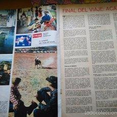 Coleccionismo de Revistas y Periódicos: RECORTE , ACAPULCO. Lote 56243729
