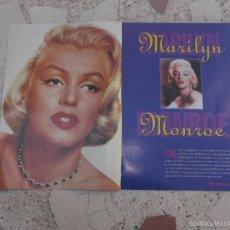 Colecionismo de Revistas e Jornais: CINERAMA ,MARZO-96,SOLO EL REPORTAJE DE MARILYN MONROE, EN CASTELLANO,9 PAGINAS, 16 FOTOS . Lote 56272203