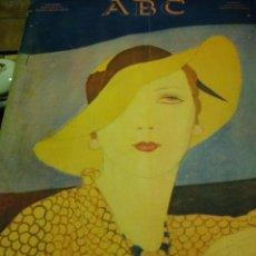 Coleccionismo de Revistas y Periódicos: PERIÓDICO ABC, 3 JUNIO 1933. Lote 56279114