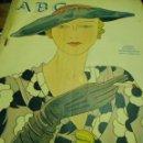 Coleccionismo de Revistas y Periódicos: PERIÓDICO ABC, 8 DE SEPTIEMBRE 1934. Lote 56279275