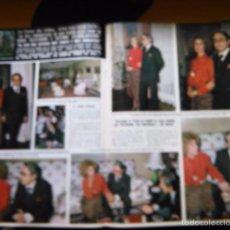 Coleccionismo de Revistas y Periódicos: RECORTE CAYETANA DUQUESA DE ALBA JESUS AGUIRRE. Lote 56284927