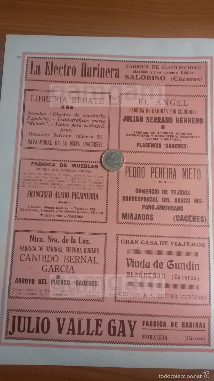 Anuncios De Salorino Miajadas Moraleja Navalmor Comprar Revistas  # Muebles Gundin Coruna