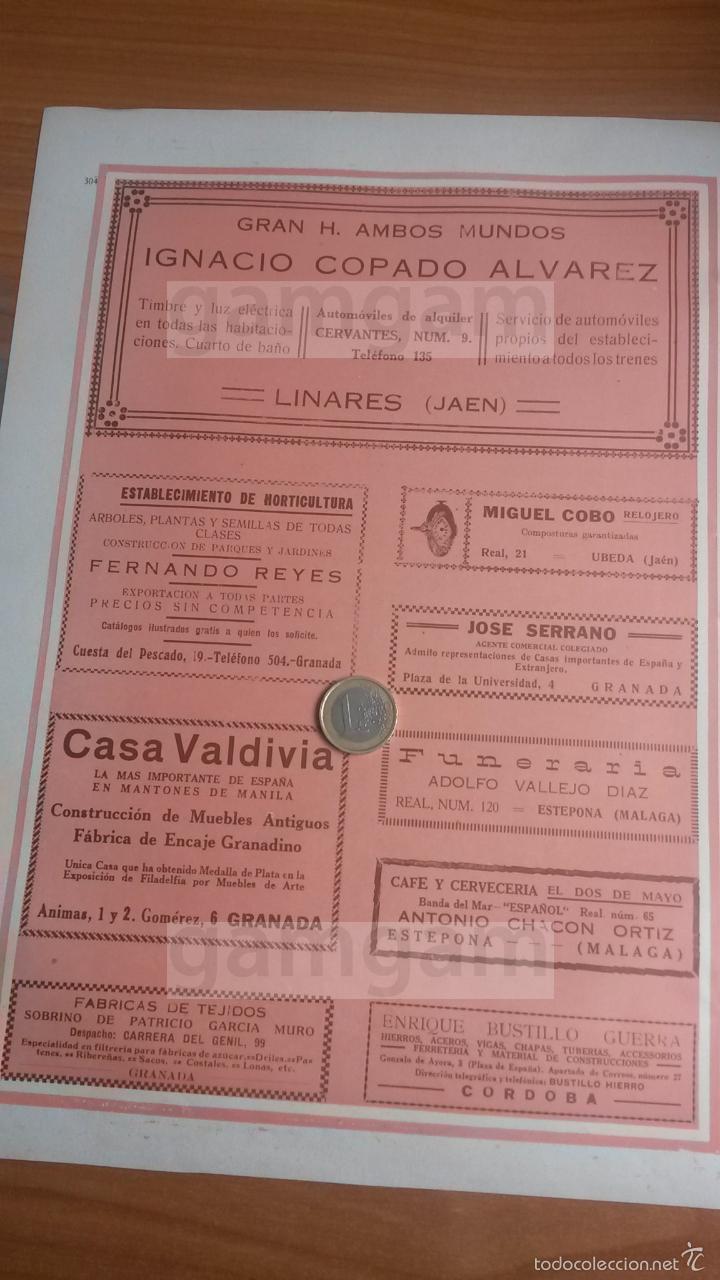 Anuncios Publicitarios De Linares Ubeda Jaen Es Comprar Revistas  # Muebles Ubeda Jaen