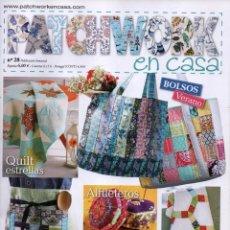 Sammeln von Zeitschriften und Zeitungen - PATCHWORK EN CASA N. 28 (NUEVA) - 56513884