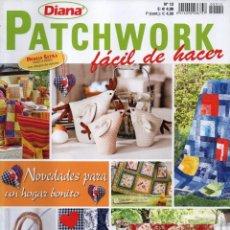 Coleccionismo de Revistas y Periódicos: DIANA PATCHWORK N. 12 (NUEVA). Lote 56513980