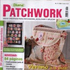 Coleccionismo de Revistas y Periódicos: DIANA PATCHWORK N. 17 (NUEVA). Lote 56514023