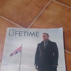 Coleccionismo de Revistas y Periódicos: REVISTA OMEGA LIFETIME. Lote 162986414