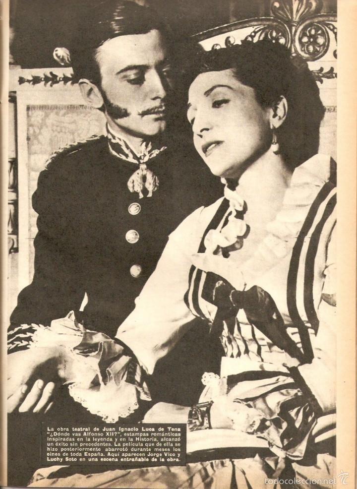 Coleccionismo de Revistas y Periódicos: AÑO 1968 HISTORIA REINA MARIA DE LAS MERCEDES PATRIMONIO ARTISTICO SIGUENZA CINE JEANNE MOREAU - Foto 4 - 56585984