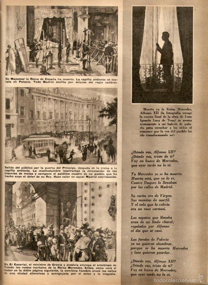 Coleccionismo de Revistas y Periódicos: AÑO 1968 HISTORIA REINA MARIA DE LAS MERCEDES PATRIMONIO ARTISTICO SIGUENZA CINE JEANNE MOREAU - Foto 5 - 56585984