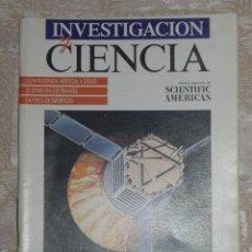 Coleccionismo de Revistas y Periódicos: VENDO REVISTA, INVESTIGACIÓN Y CIENCIA (LA INTELIGENCIA ARTIFICIAL A DEBATE).. Lote 56591680