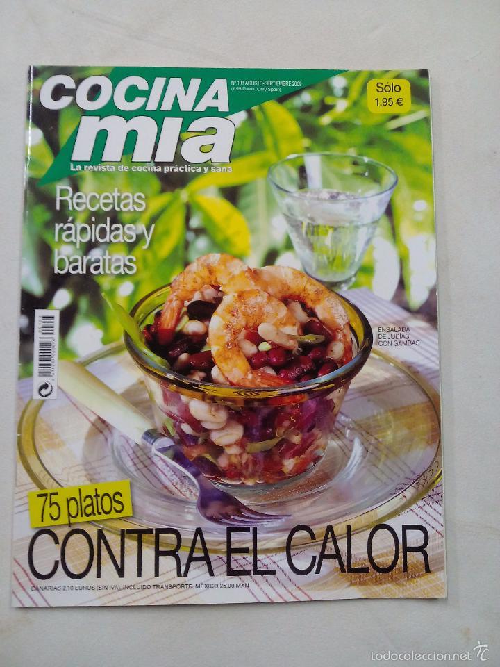 Revista Cocina Mia Recetas Rapidas Y Baratas Sold