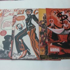 Coleccionismo de Revistas y Periódicos: LA CODORNIZ DECANA DE LA PRENSA HUMORISTICA. 14 NUMEROS DEL AÑO 1970.. Lote 56609808