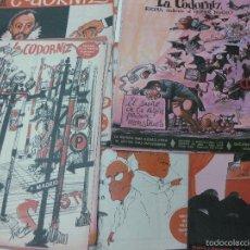 Coleccionismo de Revistas y Periódicos: LA CODORNIZ DECANA DE LA PRENSA HUMORISTICA. 17 NUMEROS DEL AÑO 1969.. Lote 56609876