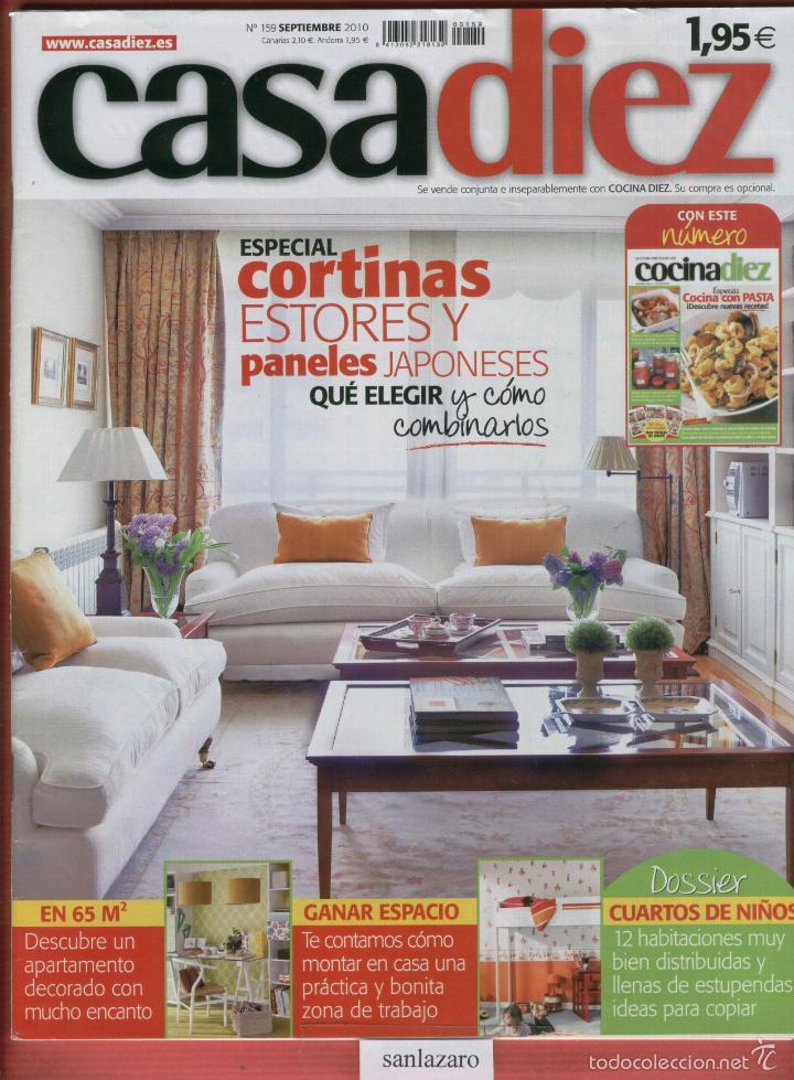 revista casa diez nº 159 septiembre 2010 especi - Comprar Otras ...