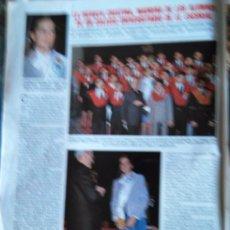 Coleccionismo de Revistas y Periódicos: RECORTE LA INFANTA CRISTINA . Lote 56635589