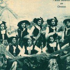Coleccionismo de Revistas y Periódicos: ORENSE 1932 FIESTA BENEFICA HOJA REVISTA. Lote 56657220