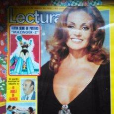 Coleccionismo de Revistas y Periódicos: RECORTE PORTADA DE REVISTA CARMEN SEVILLA MAZINGER Z . Lote 57106270