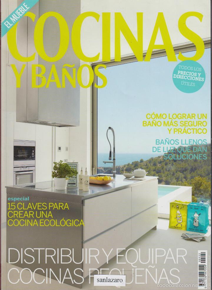 REVISTA EL MUEBLE COCINAS Y BAÑOS Nº 122 NOVIEMBRE 2010 PAG 114 - BAÑOS  LLENOS DE LUZ *