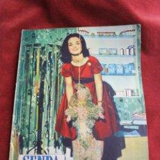 Coleccionismo de Revistas y Periódicos: REVISTA SENDA Y ALBA Nº 203, 1960. Lote 56688202