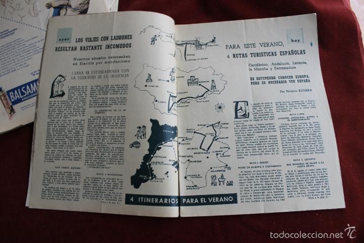 Coleccionismo de Revistas y Periódicos: REVISTA SENDA Y ALBA Nº 203, 1960 - Foto 2 - 56688202