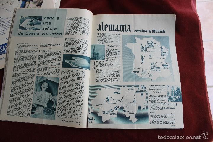 Coleccionismo de Revistas y Periódicos: REVISTA SENDA Y ALBA Nº 203, 1960 - Foto 3 - 56688202