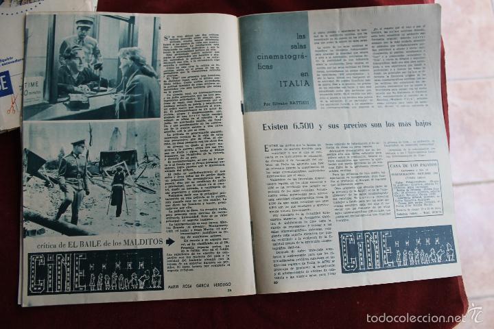 Coleccionismo de Revistas y Periódicos: REVISTA SENDA Y ALBA Nº 203, 1960 - Foto 4 - 56688202