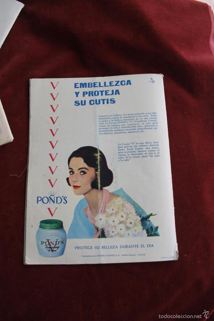 Coleccionismo de Revistas y Periódicos: REVISTA SENDA Y ALBA Nº 203, 1960 - Foto 5 - 56688202