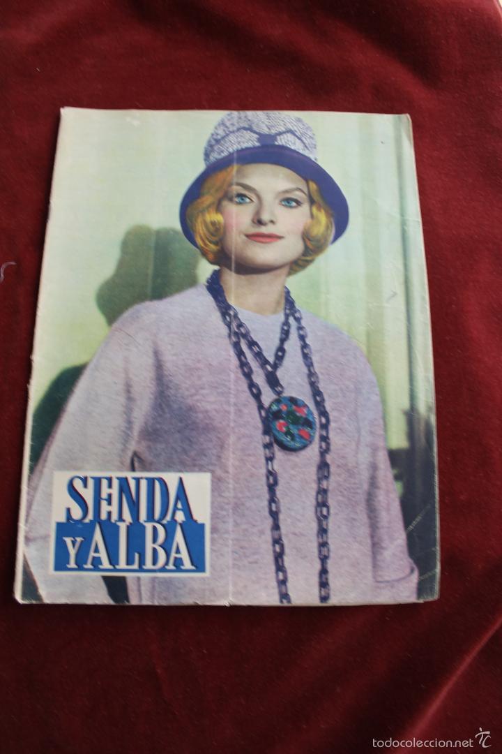 REVISTA SENDA Y ALBA Nº 212, 1961 (Coleccionismo - Revistas y Periódicos Modernos (a partir de 1.940) - Otros)