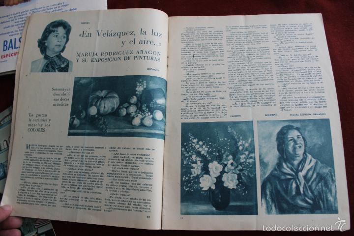 Coleccionismo de Revistas y Periódicos: REVISTA SENDA Y ALBA Nº 212, 1961 - Foto 2 - 56688298