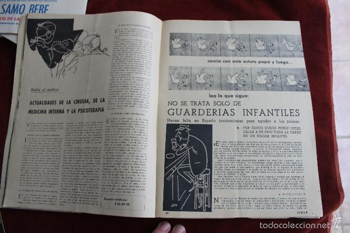 Coleccionismo de Revistas y Periódicos: REVISTA SENDA Y ALBA Nº 212, 1961 - Foto 3 - 56688298
