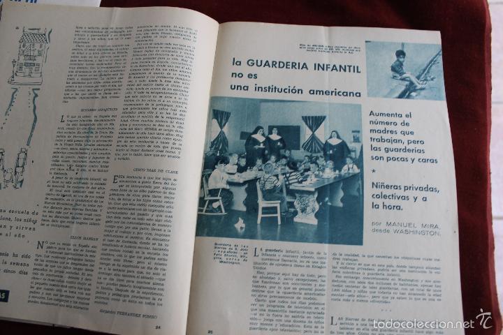 Coleccionismo de Revistas y Periódicos: REVISTA SENDA Y ALBA Nº 212, 1961 - Foto 4 - 56688298