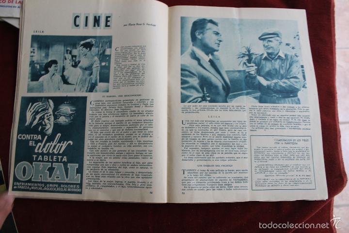 Coleccionismo de Revistas y Periódicos: REVISTA SENDA Y ALBA Nº 212, 1961 - Foto 5 - 56688298