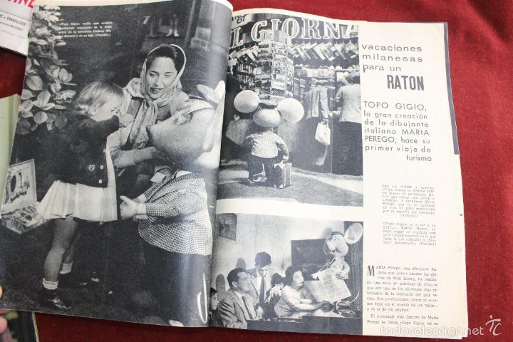 Coleccionismo de Revistas y Periódicos: REVISTA SENDA Y ALBA Nº 217, 1961 COPISTAS EN EL MUSEO DEL PRADO. - Foto 2 - 56688407