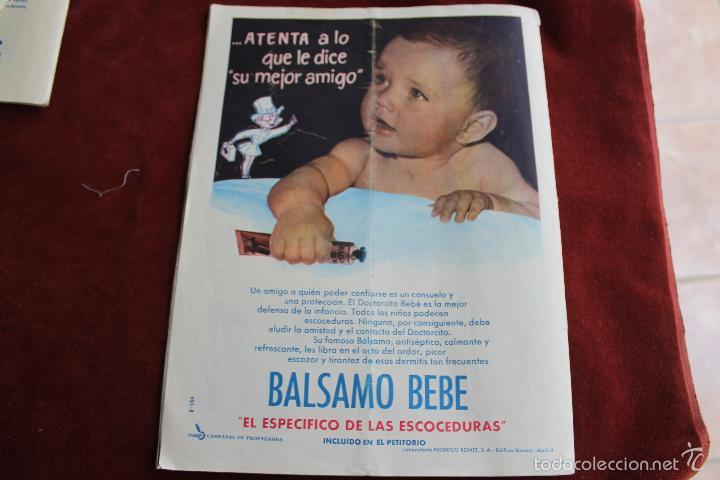 Coleccionismo de Revistas y Periódicos: REVISTA SENDA Y ALBA Nº 217, 1961 COPISTAS EN EL MUSEO DEL PRADO. - Foto 5 - 56688407