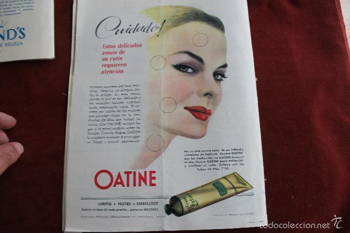 Coleccionismo de Revistas y Periódicos: REVISTA SENDA Y ALBA Nº 214, 1961 MADRID CASTILLO FAMOSO - Foto 6 - 56688510
