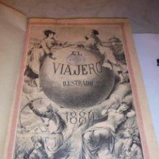 Coleccionismo de Revistas y Periódicos: (M) REVISTA EL VIAJERO ILUSTRADO HISPANO AMERICANO 1880-1881 - AÑO III Nº 1, 15 ENERO 1880 AL 24 , . Lote 56698239