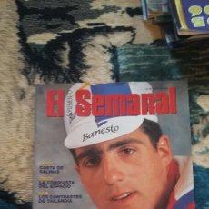 Coleccionismo de Revistas y Periódicos: REVISTA SUPLEMENTO EL SEMANAL 22 MAYO 1994. Lote 56725447