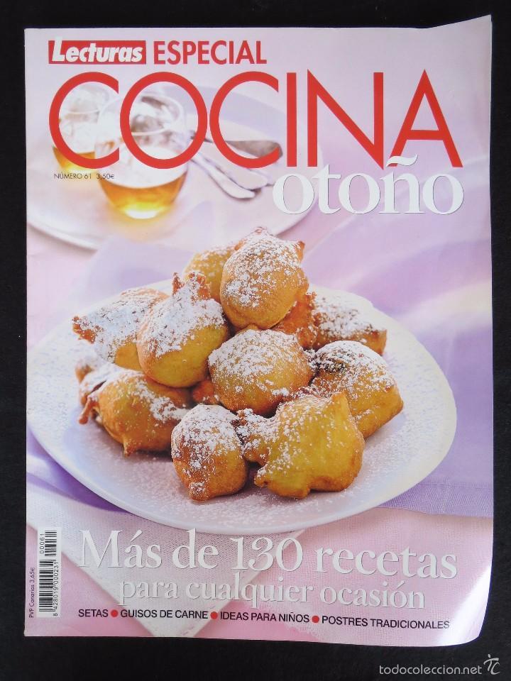 Lecturas Especial Cocina | Lecturas Especial Cocina Otono Nº 61 Comprar Otras Revistas Y