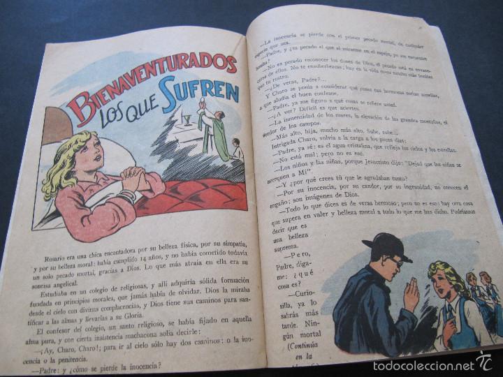 Coleccionismo de Revistas y Periódicos: REVISTA HOSANNA! OCTUBRE 1952 - Foto 2 - 56730735