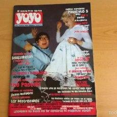 Coleccionismo de Revistas y Periódicos: FANZINE YOYO Nº 5 - FANZINE TIPO MONDO BRUTTO. Lote 56774984