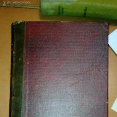 Coleccionismo de Revistas y Periódicos: GURE HERRIA. REVISTA DE ESTUDIOS VASCOS. AÑO 1952 ENCUADERNADA. EN FRANCES Y EUSKERA. Lote 56806990