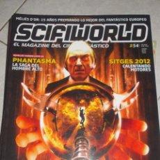 Coleccionismo de Revistas y Periódicos: SCIFIWORLD 54-ESPECIAL PHANTASMA-DESCATALOGADA !!!!. Lote 56821228