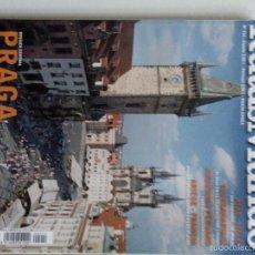 Coleccionismo de Revistas y Periódicos: RUTAS DEL MUNDO 214. DOSSIER PRAGA. PISA, ARIEGE . Lote 56841274