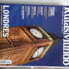 Coleccionismo de Revistas y Periódicos: RUTAS DEL MUNDO 211. DOSSIER TURQUIA. LONDRES.ARGELIA. CROACIA.ALT PENEDES . Lote 56841327