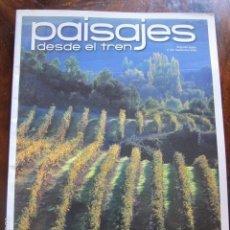 Coleccionismo de Revistas y Periódicos: REVISTA PAISAJES DESDE EL TREN SOMONTANO NUMERO 227 SEPTIEMBRE 2009. Lote 56875875