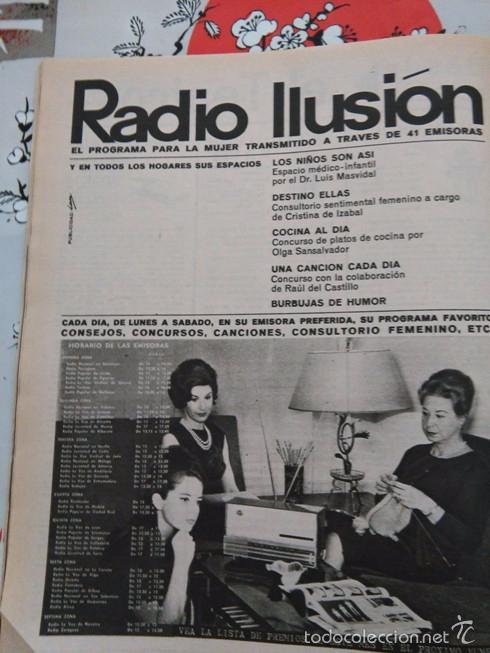 d783d2648b recorte radio ilusion - Comprar Otras revistas y periódicos modernos ...
